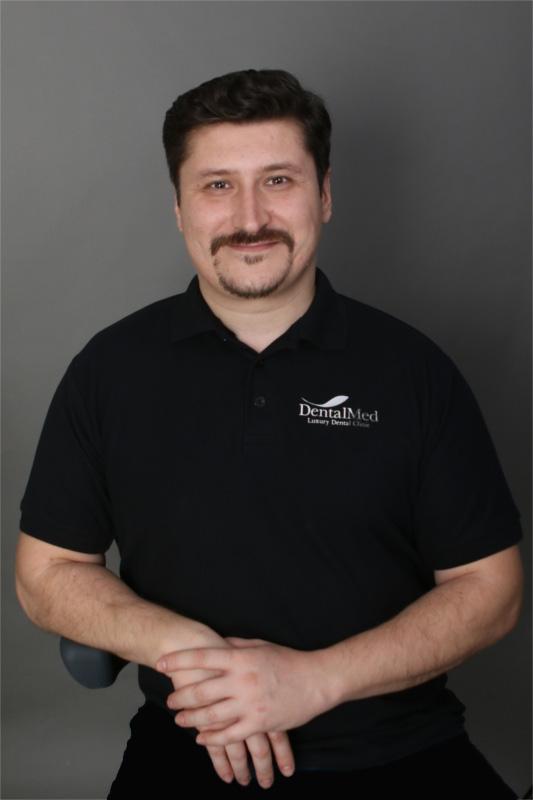 Bogdan Burducea Dr. Medic Stomatolog